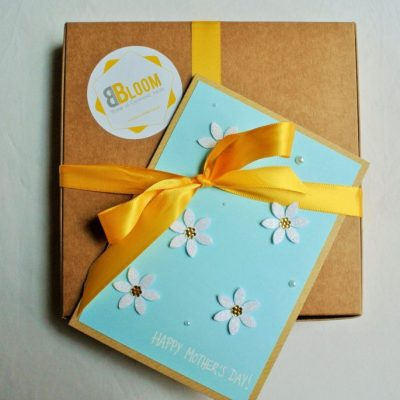 Bloom Bakers Mothers Day biscuit box