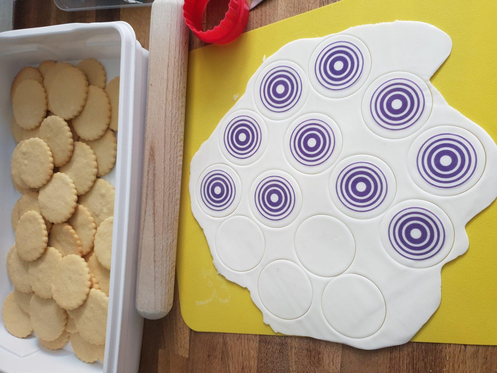 MODO 25 biscuits in preparation | Bloom Bakers