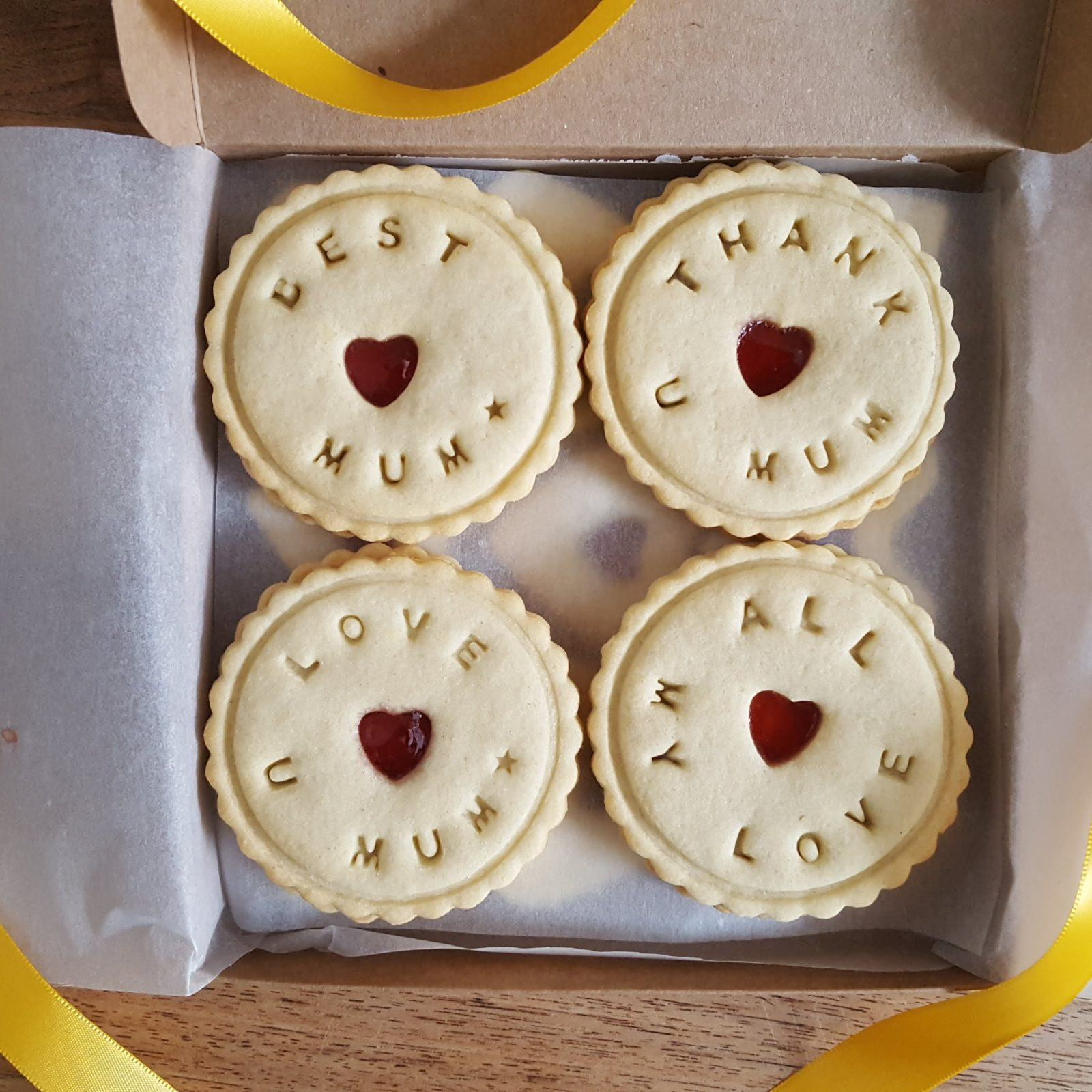 Best mum mothers day biscuits