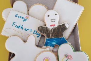 DIY father day kit from Bloom Bakers