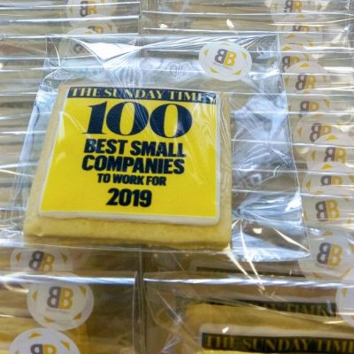 Individually wrapped best companies to work for biscuits