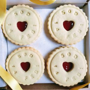 Sod 14 Feb! Biscuits by Bloom Bakers