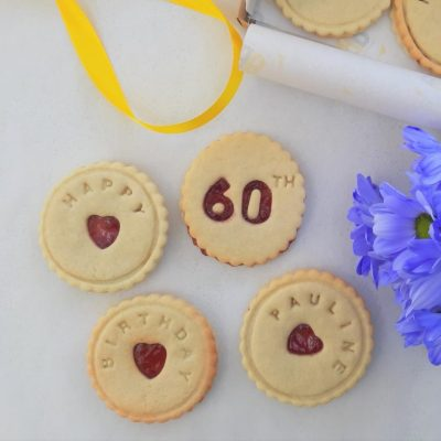 Have birthday biscuits delivered straight to their door!