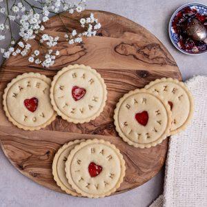 bar mitzvah biscuit