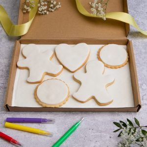 cookie decorating kit by bloom bakers
