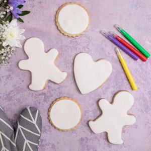 biscuit decorating kit