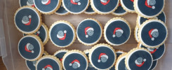 branded biscuits for OakFrame